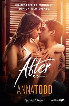After. Ediz. speciale. Vol. 1 - Anna Todd - copertina