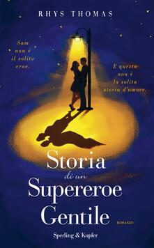 Steamcon.it Storia di un supereroe gentile Image