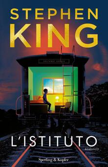 L' istituto - Stephen King - copertina