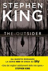 Libro The outsider. Ediz. tie-in Stephen King