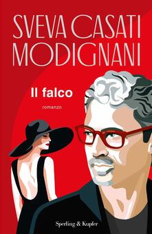 Il falco - Sveva Casati Modignani - copertina