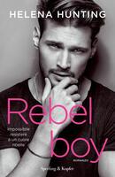Rebel boy. Ediz. italiana