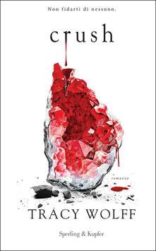 Crush - Tracy Wolff - copertina