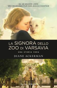 La signora dello zoo di Varsavia - Diane Ackerman,Mara Dompè - ebook