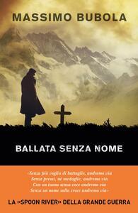 Ballata senza nome - Massimo Bubola - ebook