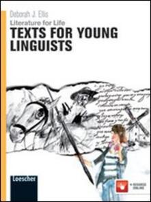 Radiospeed.it Literature for life. Texts for young linguists. Per le Scuole superiori. Con espansione online Image