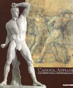 Foto Cover di Canova e Appiani. Alle origini della contemporaneità. Catalogo della mostra (Monza, 1999), Libro di  edito da Mazzotta