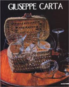 Libro Giuseppe Carta. Catalogo della mostra (Cagliari, 27 ottobre-17 dicembre 1999) Ada Masoero , Marco Carminati , M. Grazia Sassu