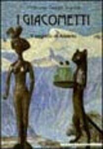 Libro I Giacometti. Il segreto di Alberto Cristina Cappa Legora