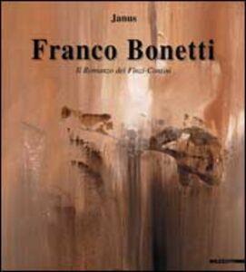 Libro Franco Bonetti. Il giardino dei Finzi-Contini. Catalogo della mostra (Lugano-Roma, 2000). Ediz. italiana e inglese Franco Bonetti , Enzo Biagi