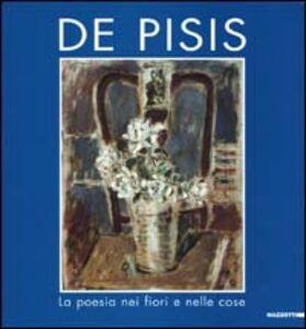 Libro De Pisis. La poesia nei fiori e nelle cose. Catalogo della mostra (Acqui terme, 2000)