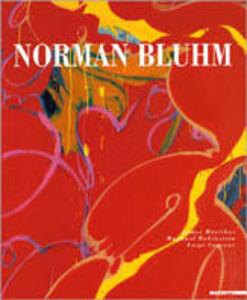 Libro Norman Bluhm. Ediz. italiana e inglese James Harithas , Raphael Rubinstein , Luigi Sansone