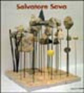 Libro Salvatore Sava. Opere 1944-2001. Catalogo della mostra (Lecce, 2001). Ediz. italiana e inglese