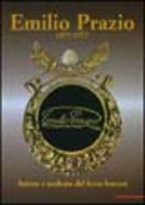 Foto Cover di Emilio Prazio 1897-1977. Artista e scultore del ferro battuto. Catalogo della mostra (Siracusa, 26 maggio-13 giugno 2001), Libro di  edito da Mazzotta