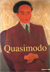 Libro Quasimodo. Ediz. ungherese