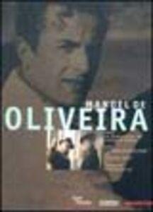 Foto Cover di Manoel de Oliveira. Ediz. francese, Libro di  edito da Mazzotta