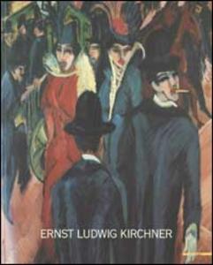 Libro Ernst Ludwig Kirchner
