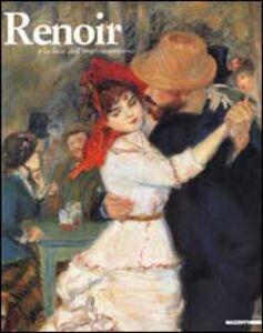 Libro Renoir e la luce dell'impressionismo