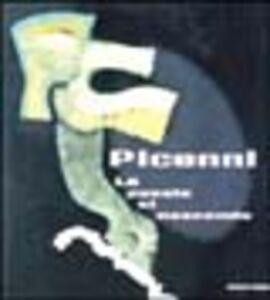 Libro Picenni. La poesia si nasconde. Catalogo della mostra