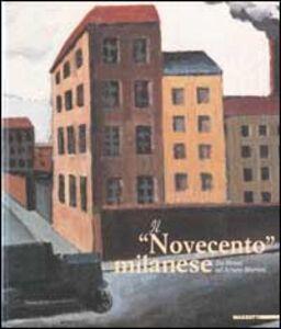 Foto Cover di Il «Novecento» milanese. Da Sironi ad Arturo Martini, Libro di  edito da Mazzotta