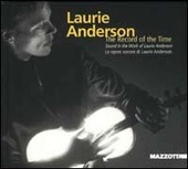 Laurie Anderson. The record of the time. Con CD Audio