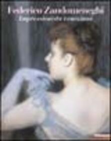 Librisulladiversita.it Federico Zandomeneghi. Impressionista veneziano. Catalogo della mostra (Milano, 20 febbraio-6 giugno 2004). Ediz. illustrata Image