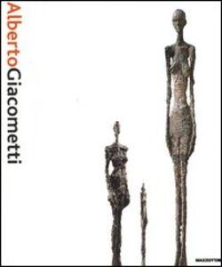 Libro Alberto Giacometti
