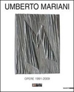 Foto Cover di Umberto Mariani. Opere 1991-2009, Libro di  edito da Mazzotta