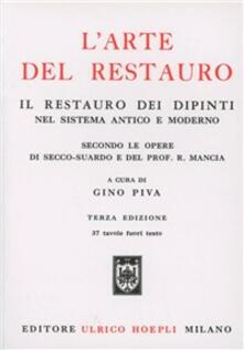 Premioquesti.it L' arte del restauro Image