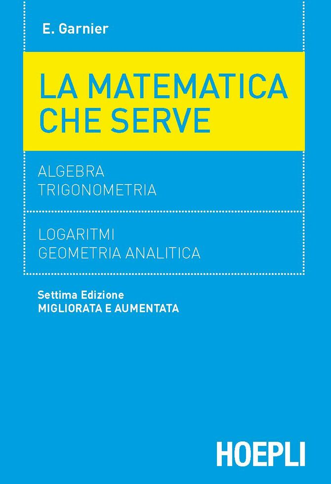 La matematica che serve