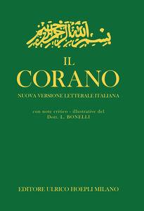Foto Cover di Il Corano, Libro di  edito da Hoepli