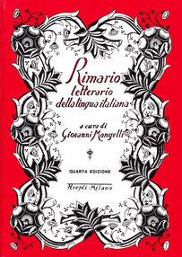 Rimario letterario della lingua italiana