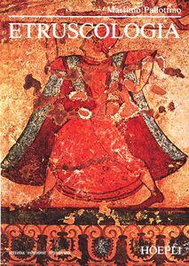 Libro Etruscologia Massimo Pallottino