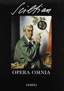 Foto Cover di Sciltian. Opera omnia, Libro di  edito da Hoepli