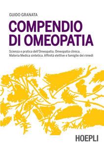 Libro Compendio di omeopatia Guido Granata
