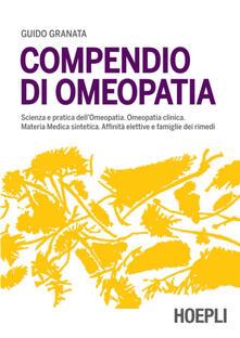 Amatigota.it Compendio di omeopatia Image