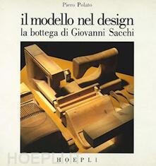 Il modello nel design - Piero Polato - copertina