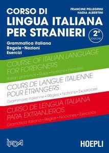 Libro Corso di lingua italiana per stranieri Nadia Albertini , Francine Pellegrini