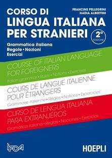 Fondazionesergioperlamusica.it Corso di lingua italiana per stranieri Image