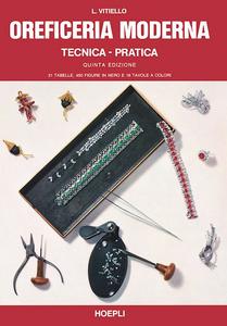 Libro Oreficeria moderna Luigi Vitiello