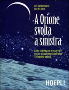 Libro A Orione svolta a sinistra Guy Consolmagno , M. Dan Davis