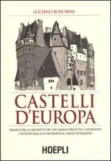 Amatigota.it Castelli d'Europa Image