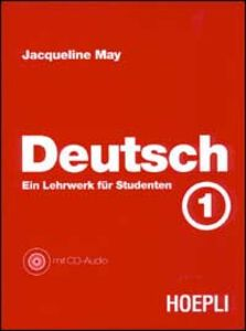 Libro Deutsch. Con CD. Vol. 1 Jacqueline May