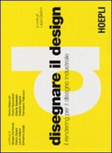 Libro Disegnare il design