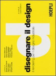 Disegnare il design - copertina