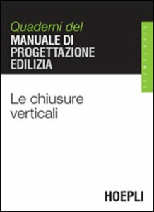 Libro Le chiusure verticali