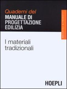 Ristorantezintonio.it I materiali tradizionali Image