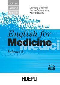 English for medicine. Con CD Audio. Vol. 2