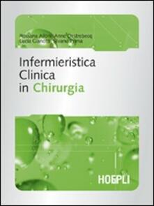 3tsportingclub.it Infermieristica clinica in chirurgia Image
