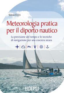 Vitalitart.it Meteorologia pratica per il diporto nautico. La previsione del tempo e le tecniche di navigazione per una crociera sicura Image